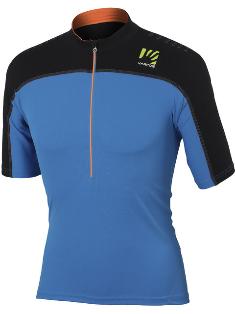 Karpos Rapid Jersey Men Bluette/Dark Grey